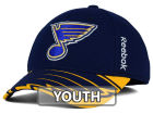 St. Louis Blues Reebok NHL 2015 Youth Draft Cap Adjustable Hats
