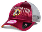 Washington Redskins New Era NFL Truck Shine 9FORTY Cap Adjustable Hats