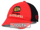 Chicago Blackhawks Old Time Hockey NHL Youth Rica Adjustable Hat Hats