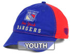 New York Rangers Old Time Hockey NHL Youth Rica Adjustable Hat Hats