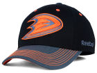 Anaheim Ducks Reebok NHL 2015 Tonal Logo Flex Cap Stretch Fitted Hats