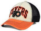 Philadelphia Flyers Reebok NHL 2015 Felt Mesh Slouch Cap Stretch Fitted Hats