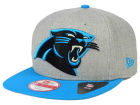 Carolina Panthers New Era NFL Logo Grand 9FIFTY Snapback Cap Adjustable Hats
