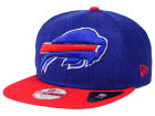 Buffalo Bills New Era NFL Logo Grand 9FIFTY Snapback Cap Adjustable Hats