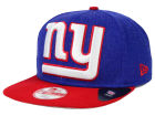 New York Giants New Era NFL Logo Grand 9FIFTY Snapback Cap Adjustable Hats