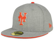 New Era MLB Heather Slice 59FIFTY Cap Fitted Hats