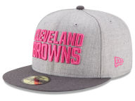 New Era NFL 2015 Breast Cancer Awareness 59FIFTY Cap Fitted Hats