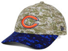 Chicago Bears New Era NFL 2015 Women's Salute to Service 9TWENTY Cap Adjustable Hats