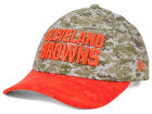 Cleveland Browns New Era NFL 2015 Women's Salute to Service 9TWENTY Cap Adjustable Hats