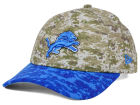 Detroit Lions New Era NFL 2015 Women's Salute to Service 9TWENTY Cap Adjustable Hats