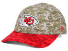 Kansas City Chiefs New Era NFL 2015 Women's Salute to Service 9TWENTY Cap Adjustable Hats