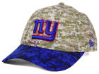 New York Giants New Era NFL 2015 Women's Salute to Service 9TWENTY Cap Adjustable Hats