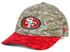 San Francisco 49ers New Era NFL 2015 Women's Salute to Service 9TWENTY Cap Adjustable Hats