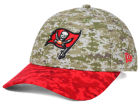 Tampa Bay Buccaneers New Era NFL 2015 Women's Salute to Service 9TWENTY Cap Adjustable Hats
