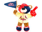 St. Louis Cardinals Forever Collectibles 10inch Fan Bear Toys & Games