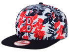 Boston Red Sox New Era MLB Wowie 9FIFTY Snapback Cap Adjustable Hats