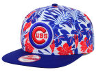 Chicago Cubs New Era MLB Wowie 9FIFTY Snapback Cap Adjustable Hats