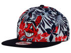 Cleveland Indians New Era MLB Wowie 9FIFTY Snapback Cap Adjustable Hats