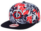 Minnesota Twins New Era MLB Wowie 9FIFTY Snapback Cap Adjustable Hats