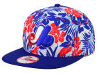 Montreal Expos New Era MLB Wowie 9FIFTY Snapback Cap Adjustable Hats