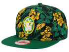 Boston Celtics New Era NBA HWC Wowie 9FIFTY Snapback Cap Adjustable Hats