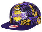 Los Angeles Lakers New Era NBA HWC Wowie 9FIFTY Snapback Cap Adjustable Hats