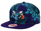 Charlotte Hornets New Era NBA HWC Wowie 9FIFTY Snapback Cap Adjustable Hats