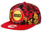 Houston Rockets New Era NBA HWC Wowie 9FIFTY Snapback Cap Adjustable Hats