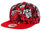 Miami Heat New Era NBA HWC Wowie 9FIFTY Snapback Cap Adjustable Hats