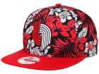 Portland Trail Blazers New Era NBA HWC Wowie 9FIFTY Snapback Cap Adjustable Hats