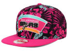 San Antonio Spurs New Era NBA HWC Wowie 9FIFTY Snapback Cap Adjustable Hats