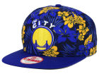 Golden State Warriors New Era NBA HWC Wowie 9FIFTY Snapback Cap Adjustable Hats