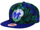 Dallas Mavericks New Era NBA HWC Wowie 9FIFTY Snapback Cap Adjustable Hats
