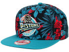 Detroit Pistons New Era NBA HWC Wowie 9FIFTY Snapback Cap Adjustable Hats