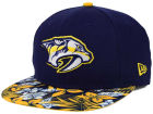 Nashville Predators New Era NHL Wowie 9FIFTY Snapback Cap Adjustable Hats