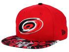 Carolina Hurricanes New Era NHL Wowie 9FIFTY Snapback Cap Adjustable Hats