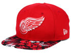 Detroit Red Wings New Era NHL Wowie 9FIFTY Snapback Cap Adjustable Hats