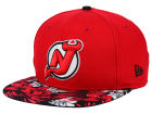 New Jersey Devils New Era NHL Wowie 9FIFTY Snapback Cap Adjustable Hats