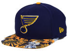 St. Louis Blues New Era NHL Wowie 9FIFTY Snapback Cap Adjustable Hats