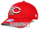 Cincinnati Reds Luke Skywalker New Era MLB Youth Star Wars 9TWENTY Cap Adjustable Hats