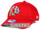 St. Louis Cardinals Luke Skywalker New Era MLB Youth Star Wars 9TWENTY Cap Adjustable Hats