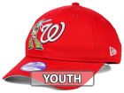 Washington Nationals Luke Skywalker New Era MLB Youth Star Wars 9TWENTY Cap Adjustable Hats