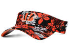 Cincinnati Bengals New Era NFL Wowie Visor Adjustable Hats