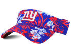 New York Giants New Era NFL Wowie Visor Adjustable Hats