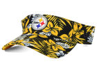 Pittsburgh Steelers New Era NFL Wowie Visor Adjustable Hats