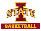 Iowa State Cyclones Wincraft 4x5 Die Cut Decal Bumper Stickers & Decals