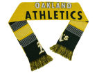 Oakland Athletics Forever Collectibles Acrylic Knit Scarf Reversible Split Logo Apparel & Accessories
