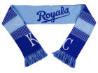 Kansas City Royals Forever Collectibles Acrylic Knit Scarf Reversible Split Logo Apparel & Accessories