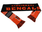 Cincinnati Bengals Forever Collectibles Acrylic Knit Scarf Reversible Split Logo Apparel & Accessories