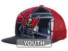 Tampa Bay Buccaneers Outerstuff NFL Youth Stealth Snapback Cap Adjustable Hats